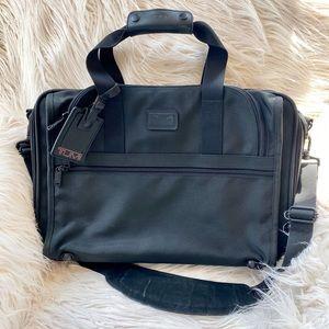 Tumi Nylon Computer Briefcase Laptop Bag